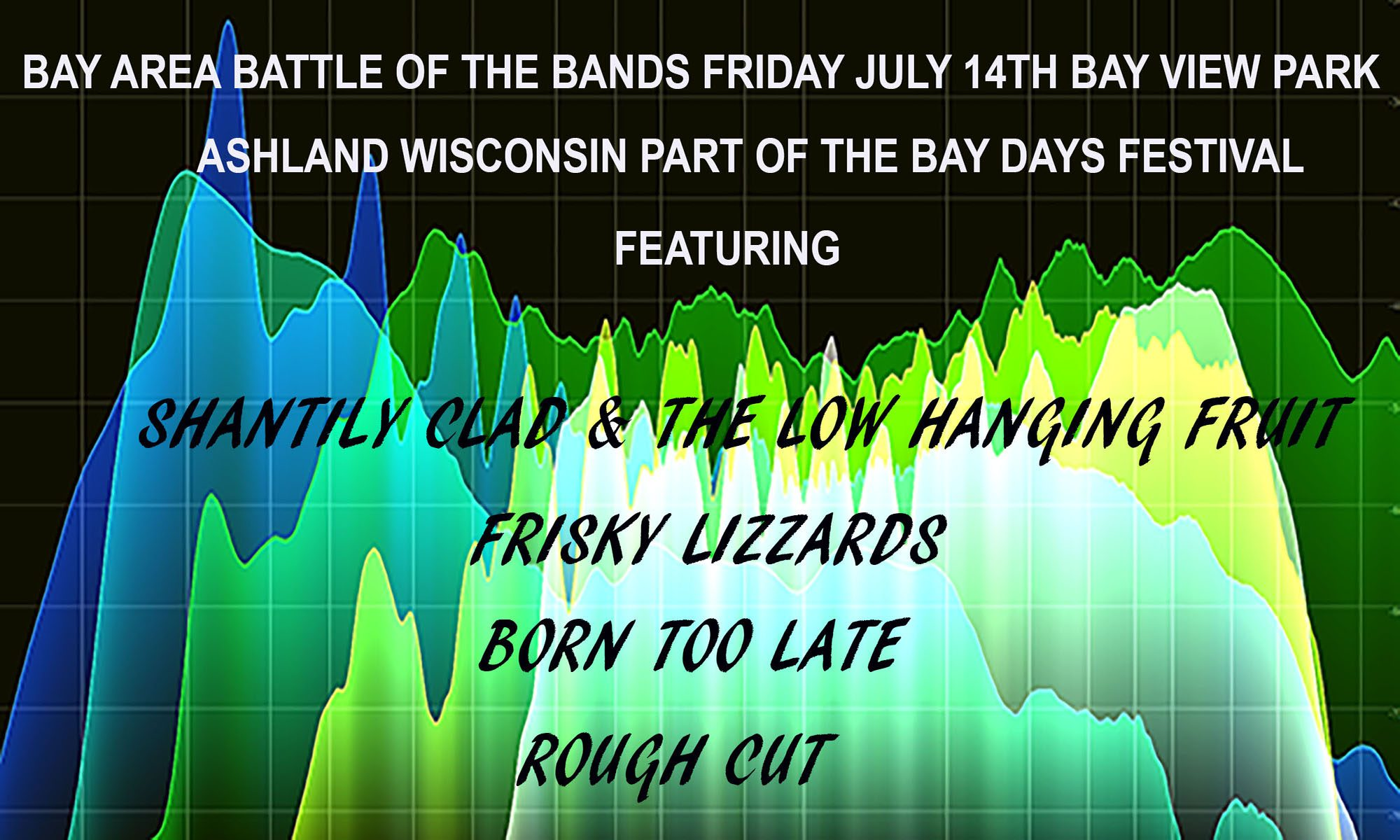Bay Area Battle of the Bands